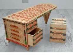 Recyclage Petite Cagette : et avec des cagettes on fait quoi chez careli ~ Nature-et-papiers.com Idées de Décoration