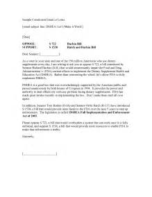 Business Letter Format with Subject Line