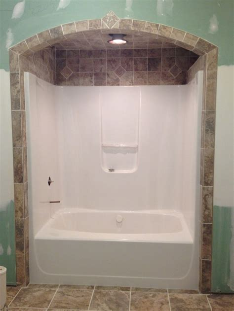 tile above tub surround images of bathroom tiled tub surrounds search