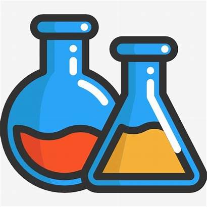 Chemistry Chemicals Clipart Icon Icons Svg Cartoon