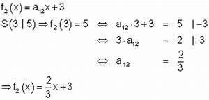 Steigung Im Punkt Berechnen : l sungen lineare funktionen teil xiv ~ Themetempest.com Abrechnung