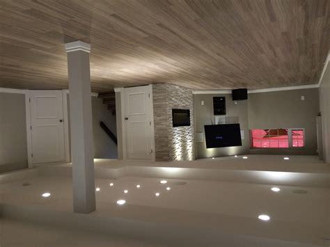 Basement Renovations   DH Home Designs