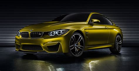 Bmw M4 Coupe by Bmw M4 Coupe Concept Revealed Photos 1 Of 11