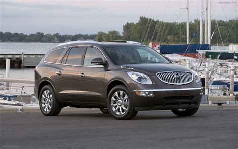 Buick Enclave CXL 2012 Widescreen Exotic Car Wallpapers