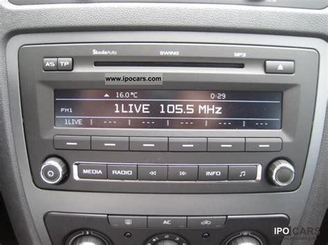 skoda swing radio