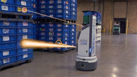 automate inventory management  mobile robots