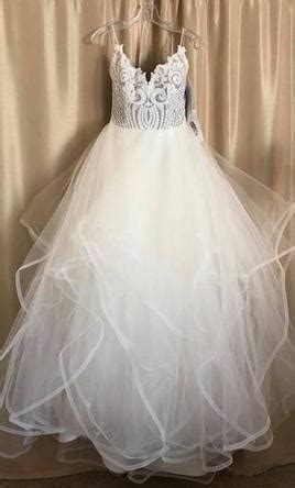 hayley paige  pepper wedding dress  altered