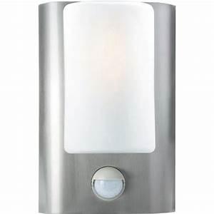 eclairage exterieur avec detecteur pas cher With carrelage adhesif salle de bain avec hublot led avec détecteur