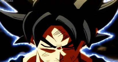 Goku Dragon Ball Ultra Instinct Gokui Migatte