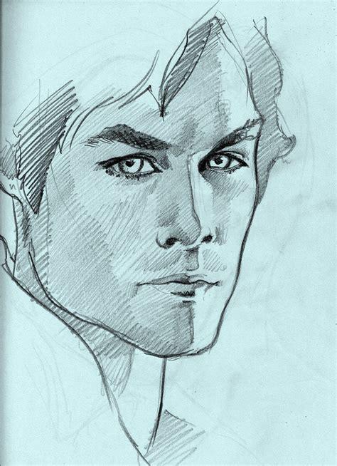 How to draw murdoc from gorillaz. Damon Salvatore sketch by aryundomiel on DeviantArt