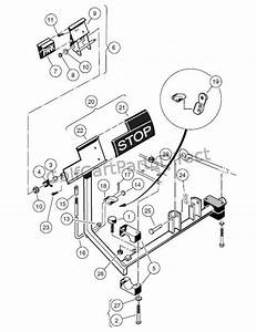 Brake Pedal Assembly  U2013 Vehicles With Four-wheel Brakes