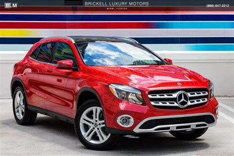 2018 mercedes gla 250 4matic review on the straight pipes. Used 2018 Mercedes-Benz GLA GLA 250 For Sale ($26,000 ...