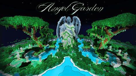 angel garden minecraft project