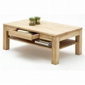 Table Basse Avec Tiroir : table basse design en bois de hetre avec 1 tiroir julian 115 cm achat vente table basse ~ Teatrodelosmanantiales.com Idées de Décoration