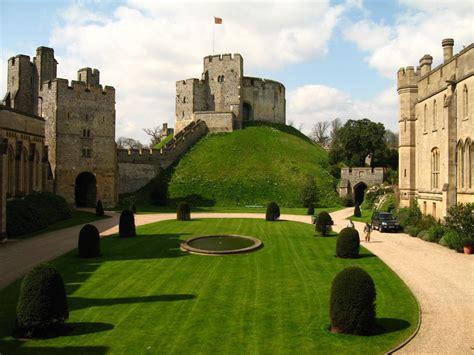 filearundel castle motte  quadrangle england