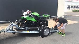 Remorque Moto Pas Cher : remorque porte moto cobra youtube ~ Dailycaller-alerts.com Idées de Décoration