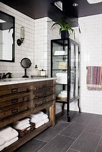 20, Bathroom, Designs, With, Vintage, Industrial, Charm