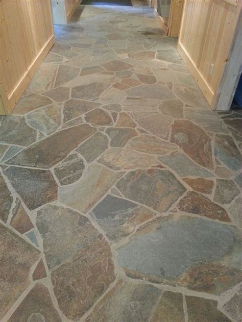 25+ best ideas about Stone flooring on Pinterest Stone