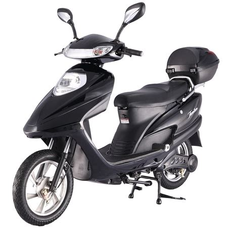 e scooter motor 500 watt sprint electric motor scooter moped with pedals e scooter ate501
