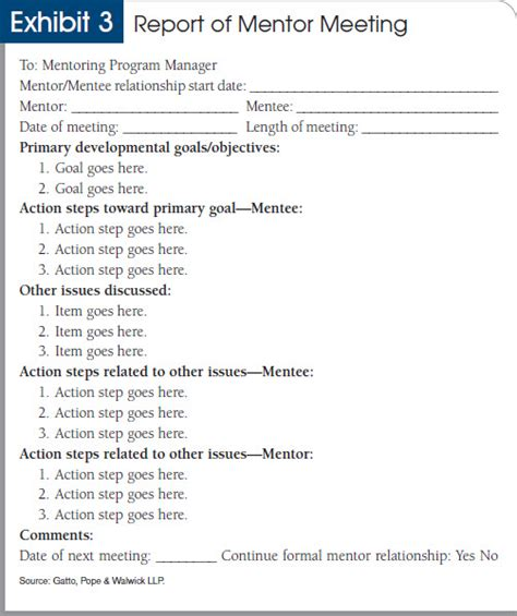 start  run  mentoring program