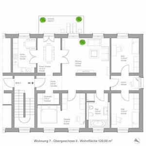 Lageplan Erstellen Online : grundriss wohnung 120 qm ~ Markanthonyermac.com Haus und Dekorationen