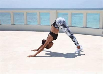 Yoga Push Workout Ups Self Muscle Hiit
