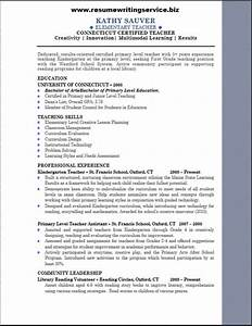 See elementary teacher resume sample here resume writing for Teacher resume writing service
