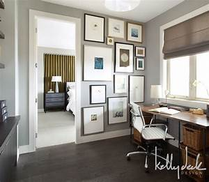 Home office paint ideas decor ideasdecor ideas for Painting ideas for home office
