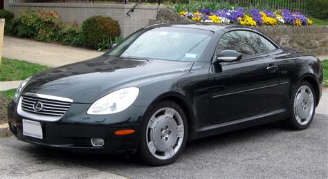 Lexus Sc 430 Photos, Informations, Articles