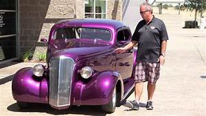 1937 Chevrolet Custom Coupe Hot Rod For Sale