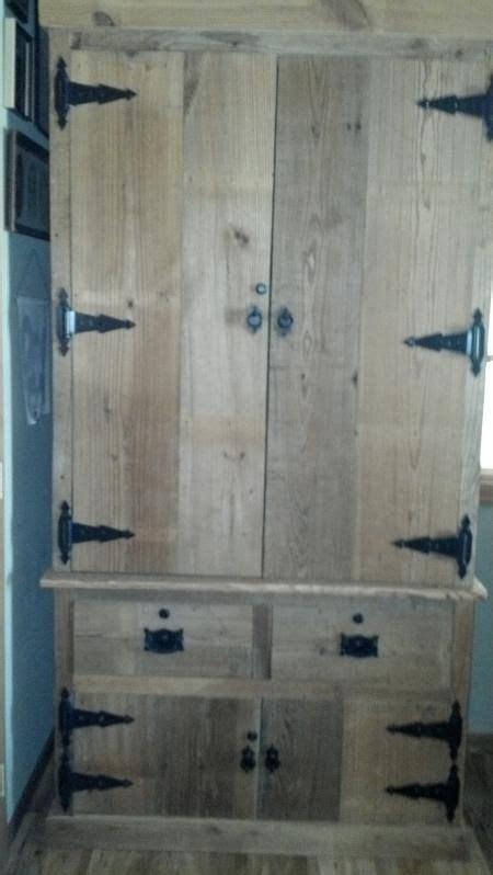 pin  gun cabinet