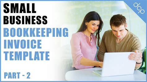 bookkeeping  small business tutorial part  invoice