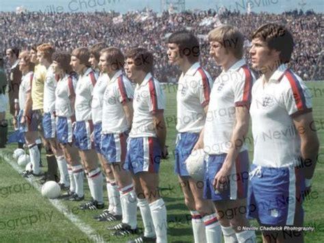 England V Ireland - British Championship - 17thy May 1975 ...