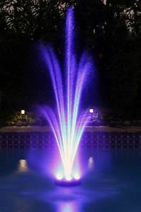 Muliti Color Changing Led Lights Pool Or Pond Water