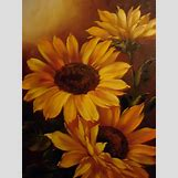 Yellow Flower Painting | 736 x 981 jpeg 74kB