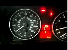 Reset BMW 3 Series E90 Brake Pad Light or Service Lights