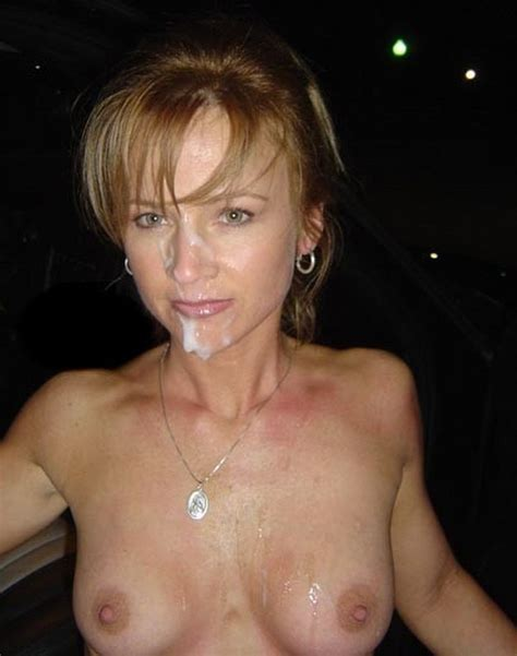 Milf Took A Load In The Face Cumsluts Luscious