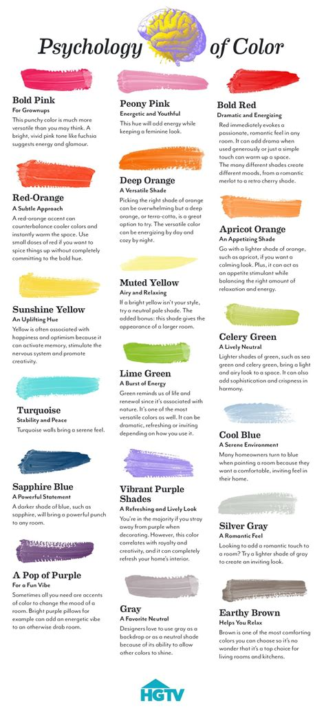 psychology of color why we certain shades color vs