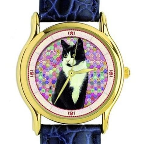 Limited Edition   Lesley Anne Ivory Cat? Watches   Daily