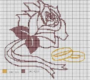 point de croix mariage des petites mains mariage au point de croix