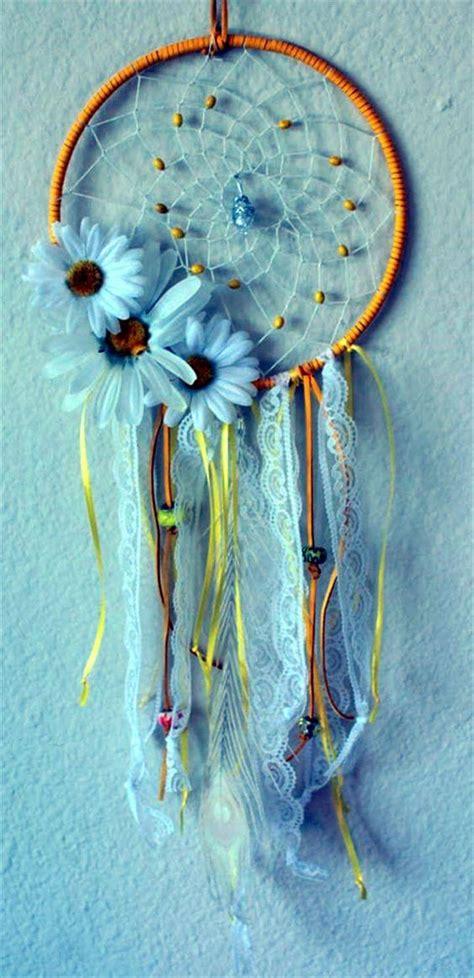 diy dream catcher  beautify  space diy  crafts