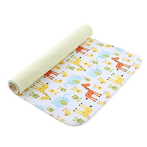crib mattress protector organic baby deluxe change pad infant baby deluxe flannel and