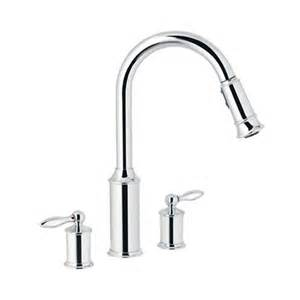 moen incorporated 7592c aberdeen two handle kitchen pull out spray faucet atg stores