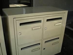 Boite Au Lettre Pas Cher : boite lettre ~ Melissatoandfro.com Idées de Décoration