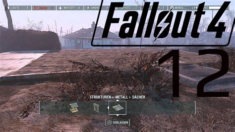 Let's Play Fallout 4 Uncut Ps4 #12 Suche nach Futter [HD