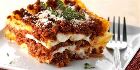 cuisine miel lasagnes bolognaise facile facile et pas cher recette
