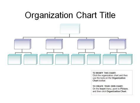 organization powerpoint template organizational
