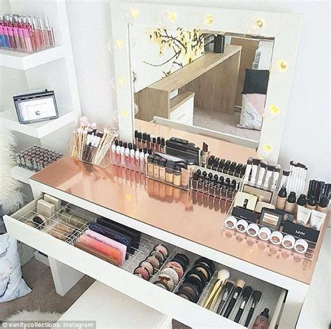 Instagramworthy Ways To Organize Your Makeup My