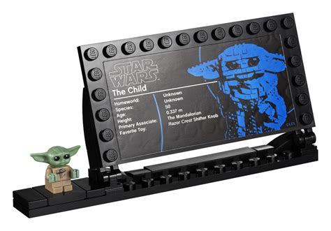 LEGO 75318 Baby Yoda is your perfect companion for The ...