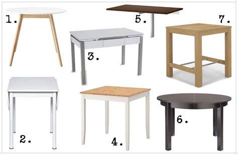 table carr馥 cuisine table carré extensible ikea idées de décoration à la maison